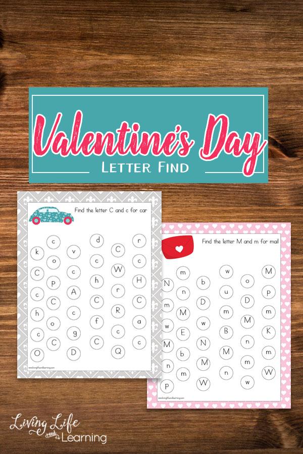 Valentine's Day Letter Find