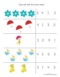 spring k math
