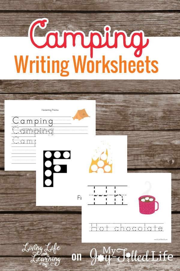 Carnival Writing Worksheets