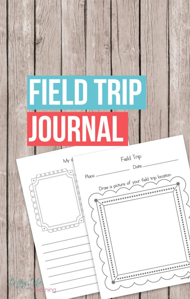 Field Trip Journal