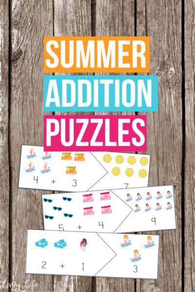 Fun Summer Math Puzzles