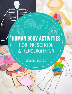 Human Body Activities for Early Learning