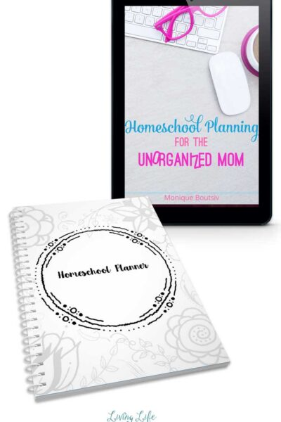 The Unorganized Mom Homeschool Planning Bundle