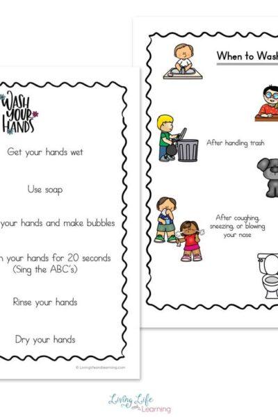 Handwashing Poster